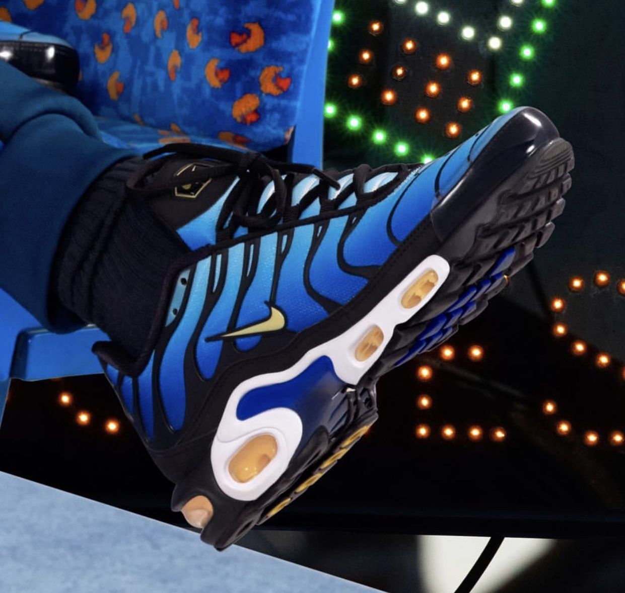 Nike Air Max Plus Hyper Blue | Chaussure sneakers homme ...