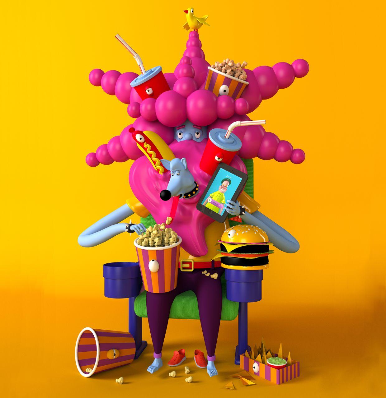 Design lad artist jelly london art toy design