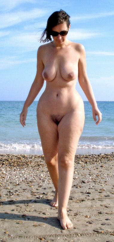 Natural redhead nudists GIRL