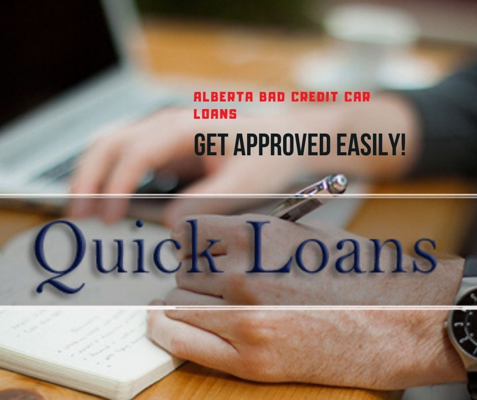 Alberta Bad Credit Loans En 2020