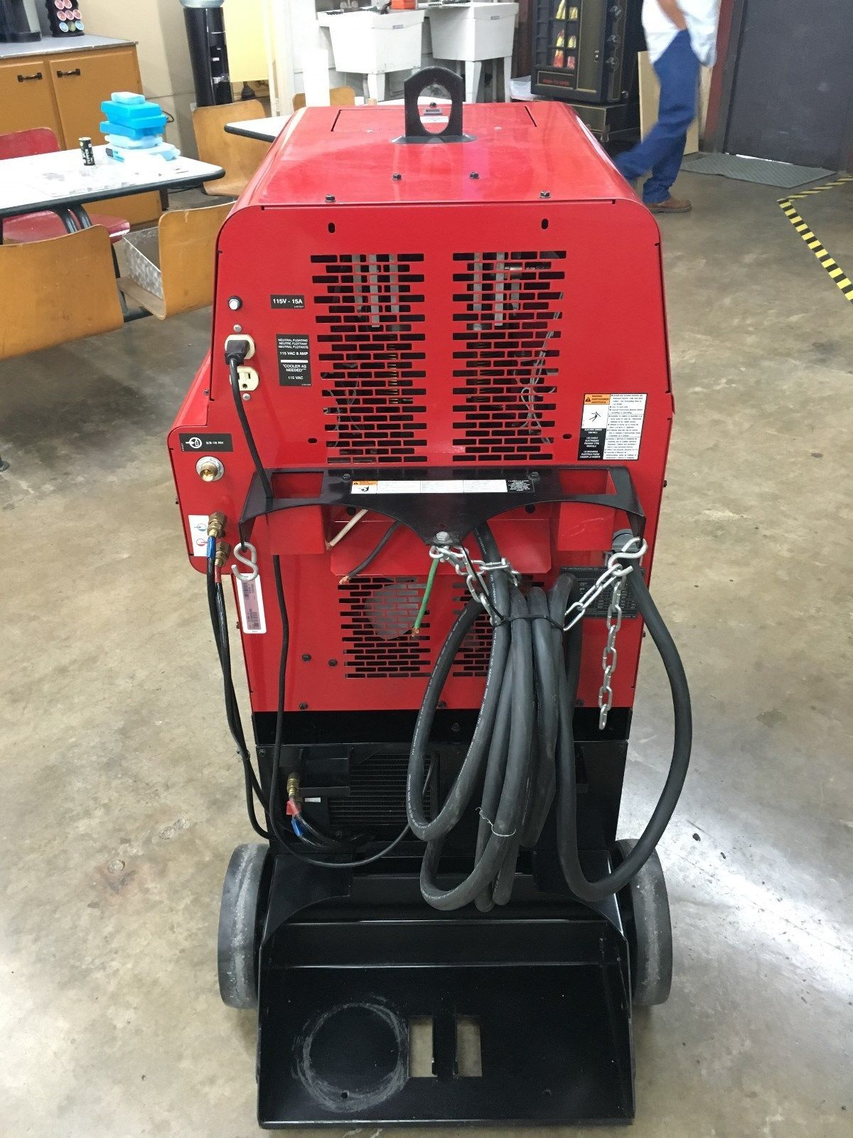 welders tig g pulse anl t invertec used welder amp lincoln