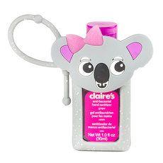 Koala Holder With Grape Anti Bacterial Hand Sanitizer In 2020