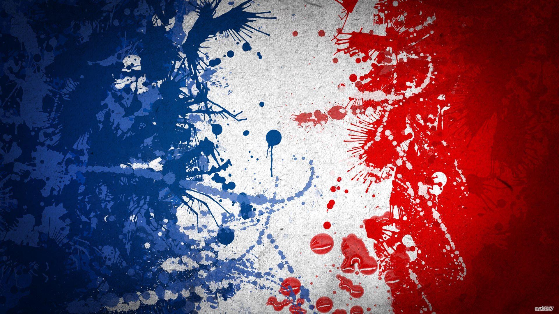 Wallpapers Hd Dapeau Francais Drapeau Francais Drapeau Indien Fond Ecran