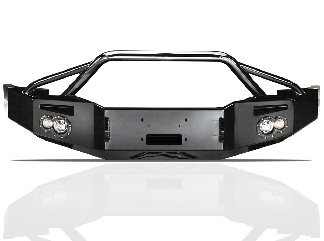 Premium Front Bumper Fab Fours Truck Accessories