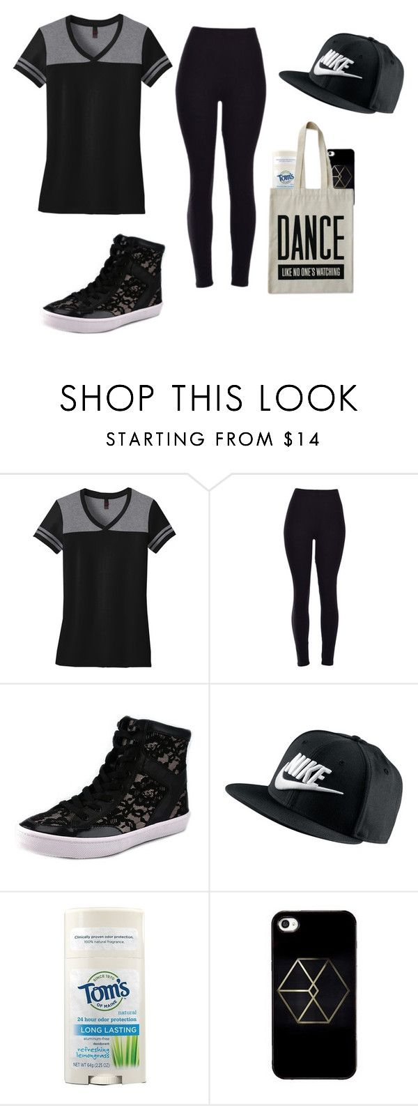 """""""My First Hip-Hop Dance Class Was Today!"""" by aspenrose321 ❤ liked on Polyvore featuring Rebecca Minkoff, NIKE, ALPHABET BAGS, women's clothing, women's fashion, women, female, woman, misses and juniors"""