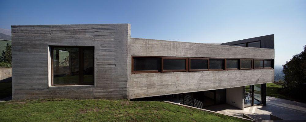 Gallery of Mirador de los Dominicos House / Carreño Sartori Arquitectos - 3