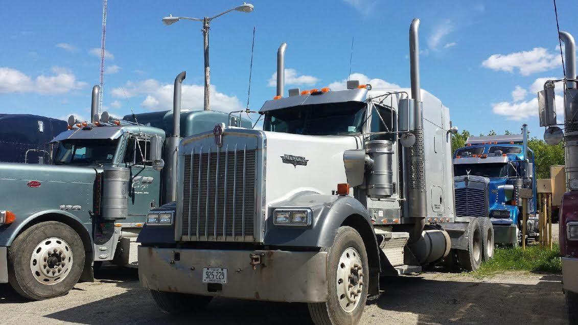 2006 kenworth w900 built truck kenworth trucks
