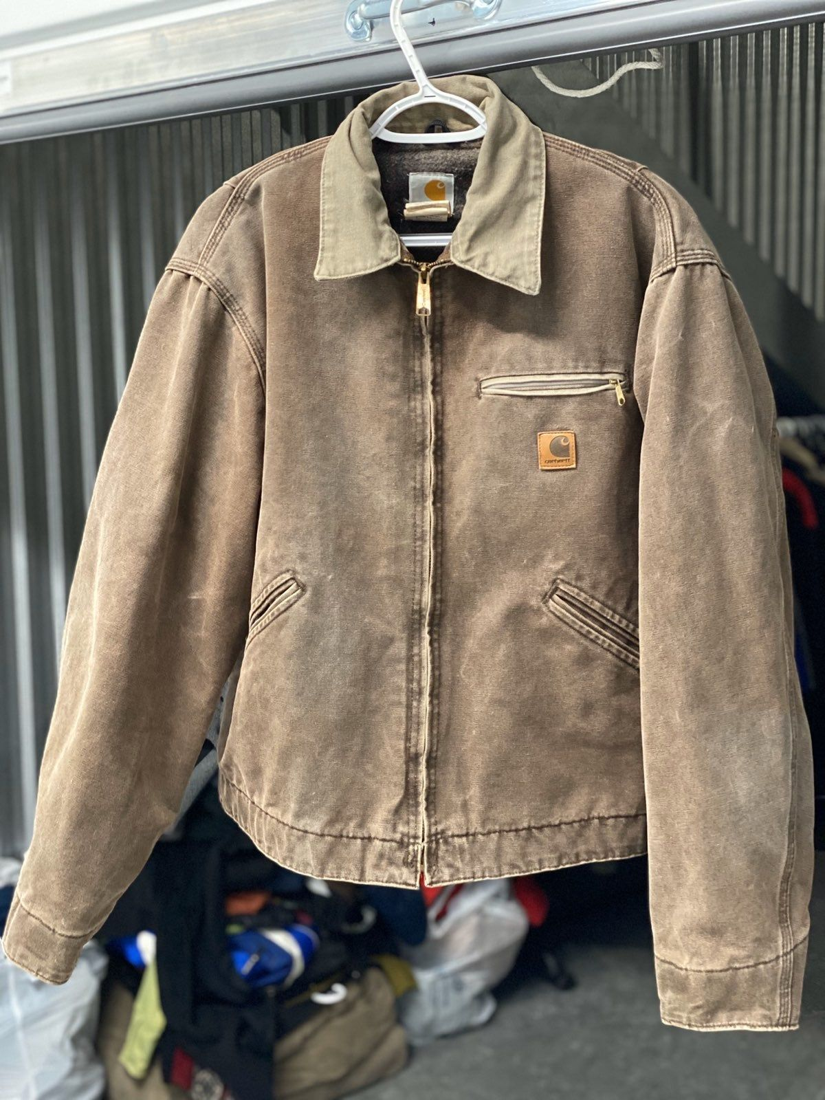Vintage Carhartt Jacket In 2021 Carhartt Jacket Vintage Jacket Workwear Vintage [ 1600 x 1200 Pixel ]