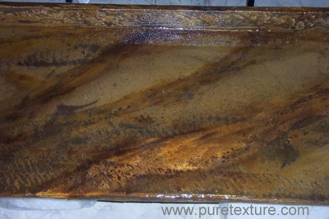 Hammered Spray Paint Countertops Google Search Painting