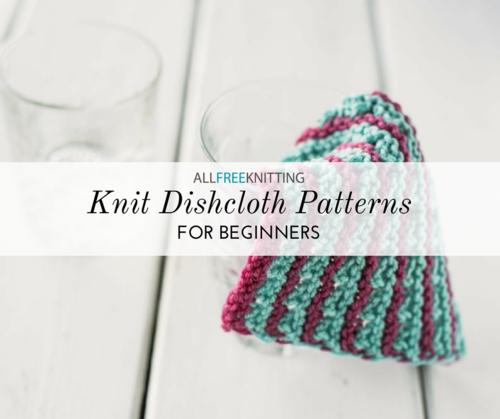 Nana's Favorite Dishcloth Pattern   AllFreeKnitting.com ...