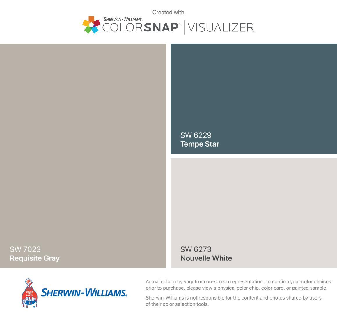 I Found These Colors With Colorsnap Visualizer For Iphone By Sherwin Willi Color Palette Living Room Interior Paint Colors For Living Room House Color Schemes