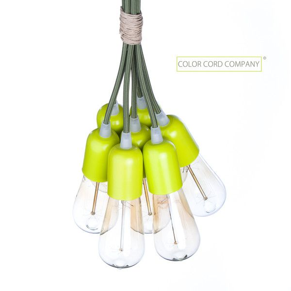 Custom Lighting Color Cord Company