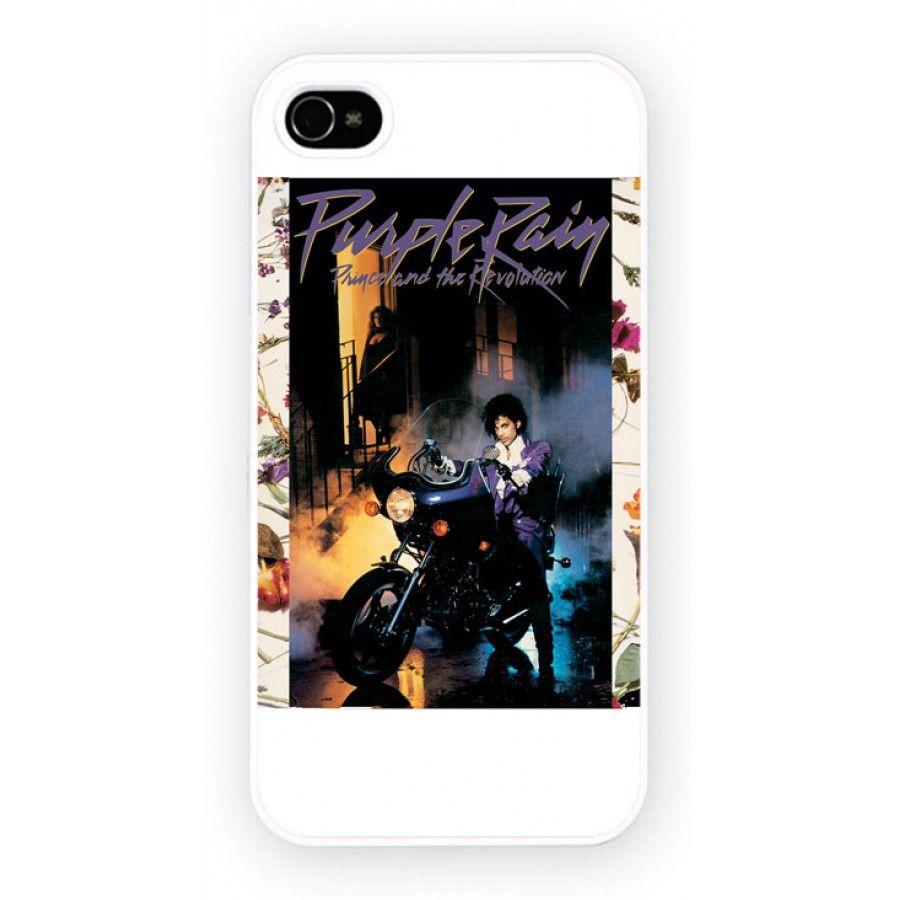 Prince Purple Rain 4 iphone case