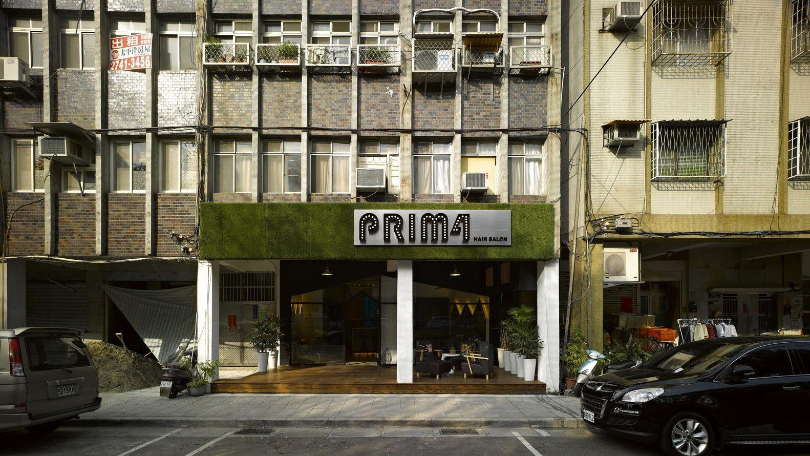 Gallery of PRIM4 Hair Salon / YOMA DESIGN - 6