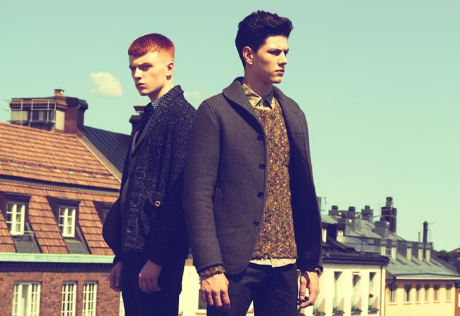 Sketch / Simone Nobili in T.I for Men Fall Winter 2013 Campaign (Behind the Scenes) http://www.tiformen.co.kr/2013fw/main/main.asp