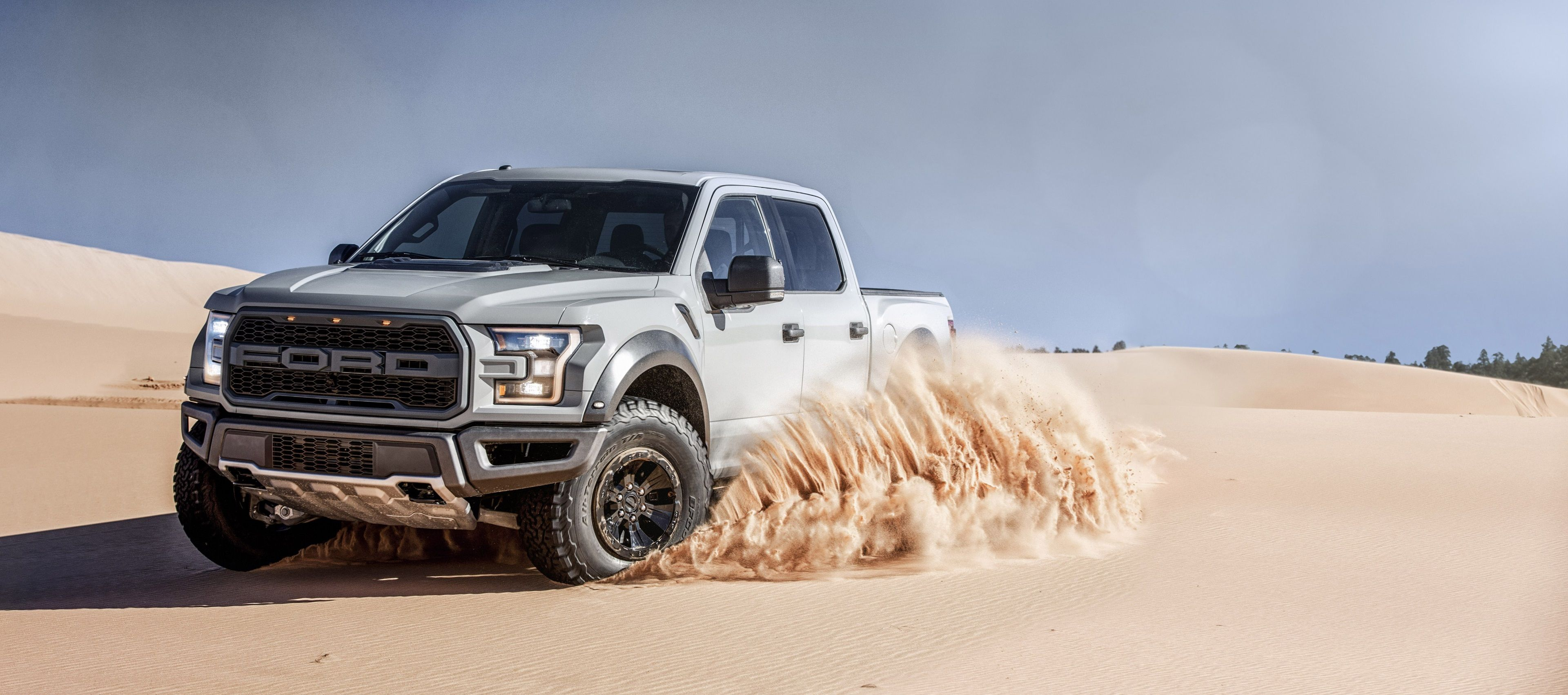 3840x1701 Ford F 150 Raptor 4k Hd Wallpaper Background Ford