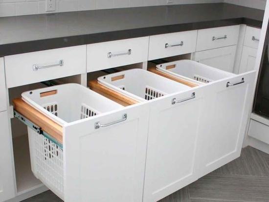 13 ideas para organizar la casa de tus sueños Laundry, Laundry