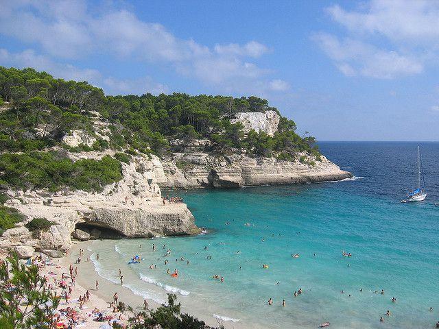12 calas que parecen una piscina natural en islas mallorca y menorca parte 1 viajes - Piscinas 7 islas ...