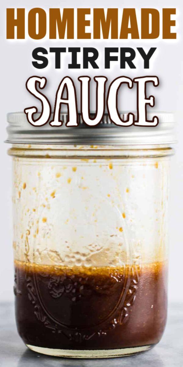 Pantry Stir Fry Sauce