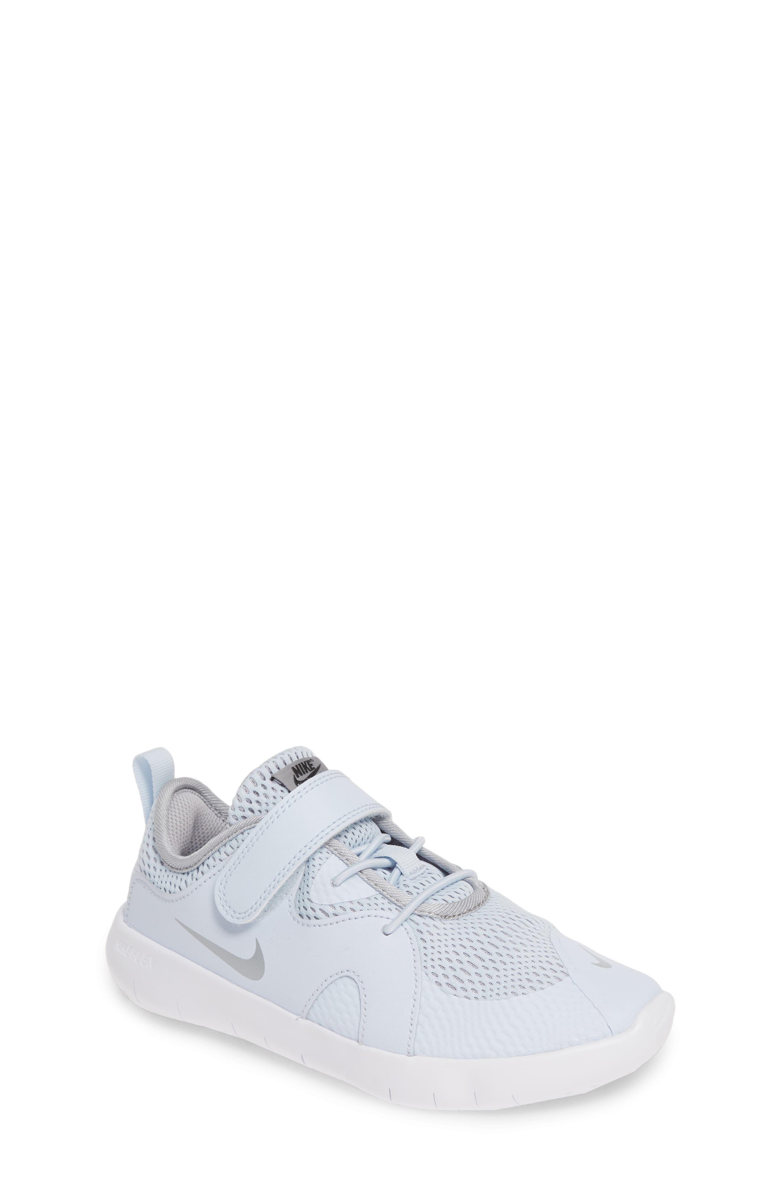 Toddler Nike Flex Contact 3 Psv Running Shoe Size 10 5 M Blue Nike Flex Running Shoes Girls Shoes
