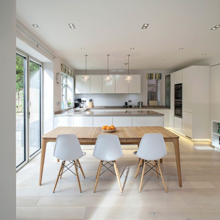 Photo of The Kitchen – House – #House # Kitchen – Cucina e sala da pranzo – #The #Dining Roo …