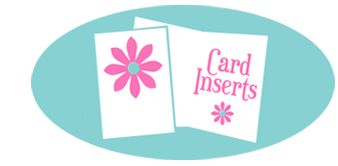 Card making card inserts how to make inserts for your prick and sugar blossom card kit ldrs creative m4hsunfo