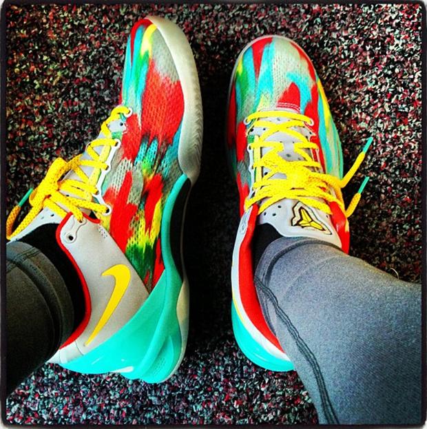 """size 40 5d976 f2ca8 Nike Kobe 8 """"Venice Beach"""""""