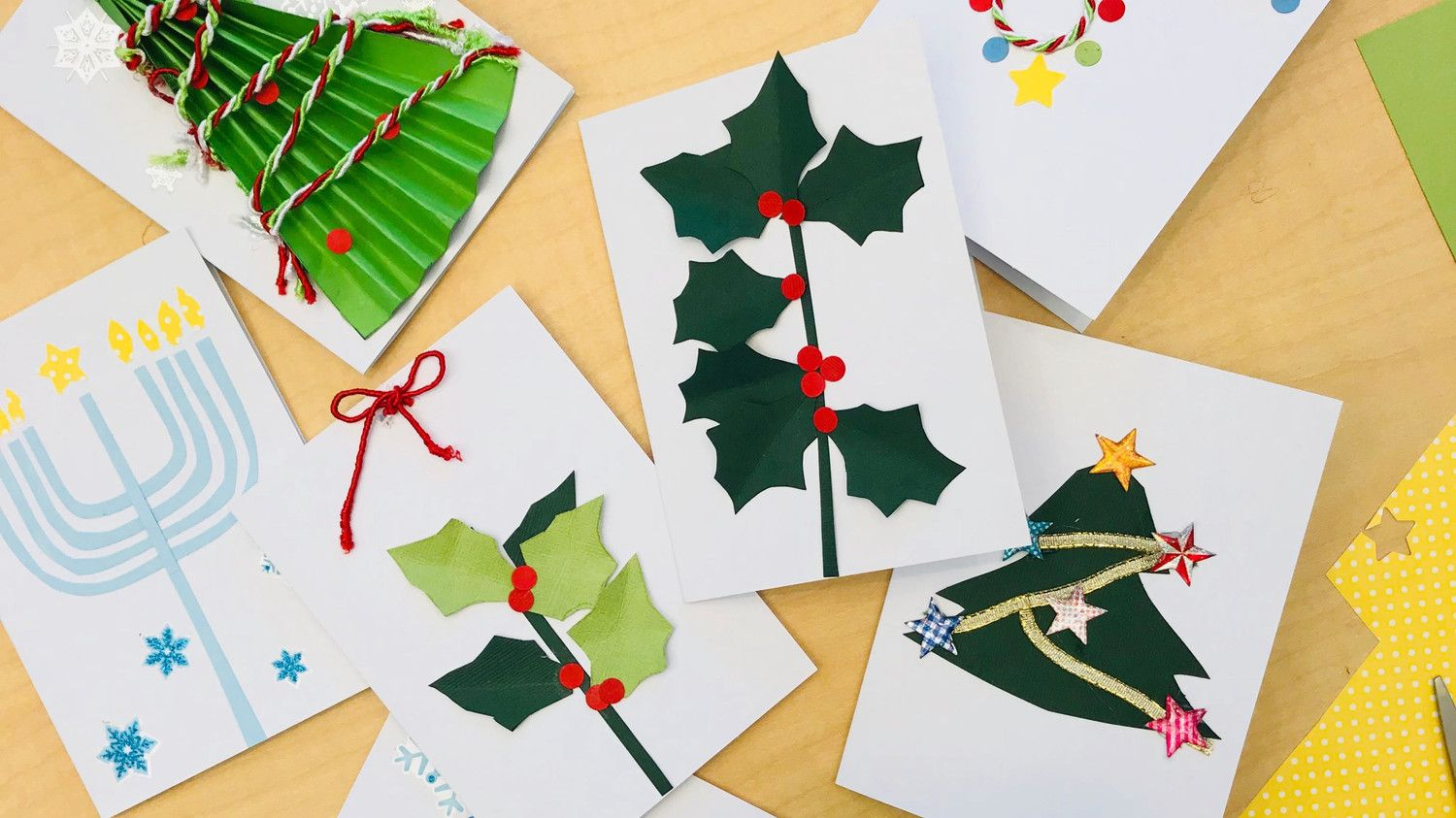 4 Ways You Can Donate Handmade Holiday Cards to Children | Snail ...