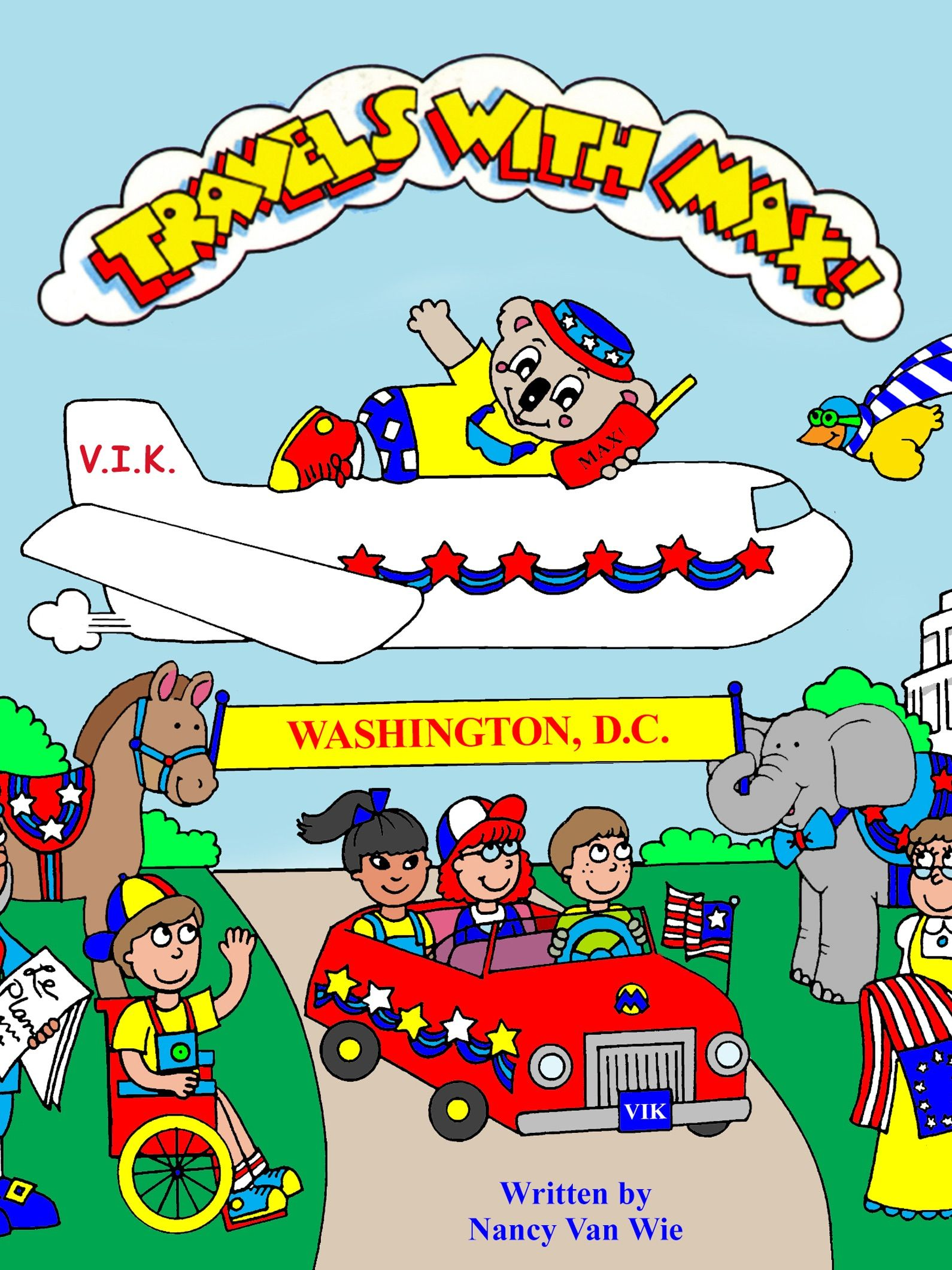 Travels With Max To Washington Dc A Must Read Before