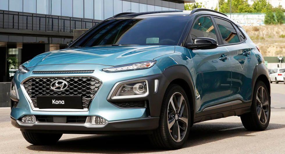 Hyundai Eyeing Entry Level Crossover Kona Ev News Coming Soon Carscoops Carros Hyundai Suv Carros