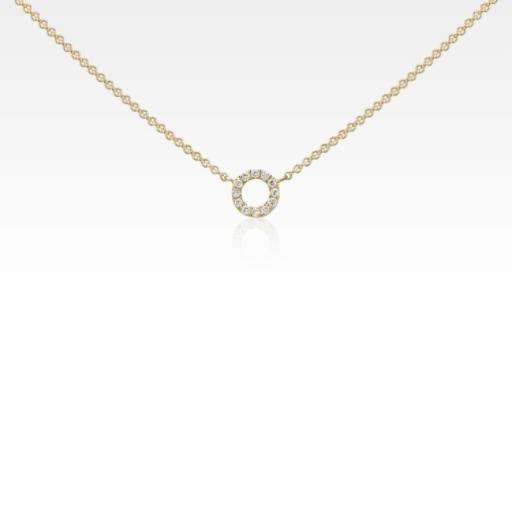 Diamond necklaces diamond pendants in platinum gold blue nile diamond necklaces diamond pendants in platinum gold blue nile aloadofball