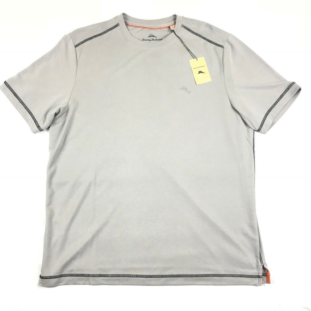 Tommy Hilfiger Shirt Mens Crew Neck Tee Cotton Stretch T-shirt Flag Logo New Nwt