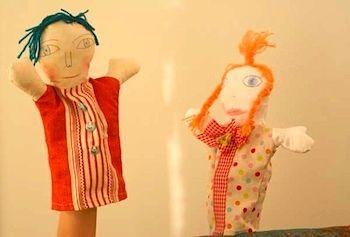 Whip Up puppet pals