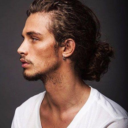 28 besten männer lange lockige haar ideen | frisuren