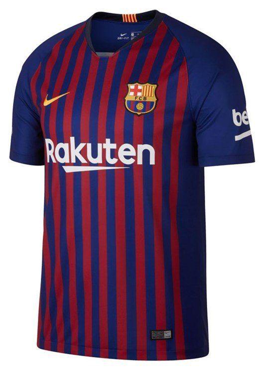 FC Barcelona 2018-19 primera equitación. Encuentra este Pin y muchos más en  Playeras de fútbol ... 041d7d73c9a2e