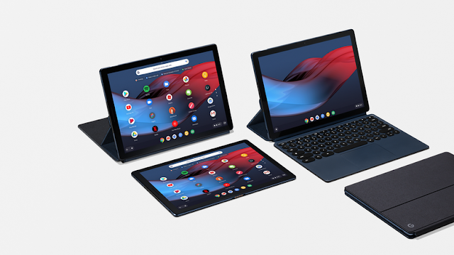 Google's new tablet Slate, these are its special features
