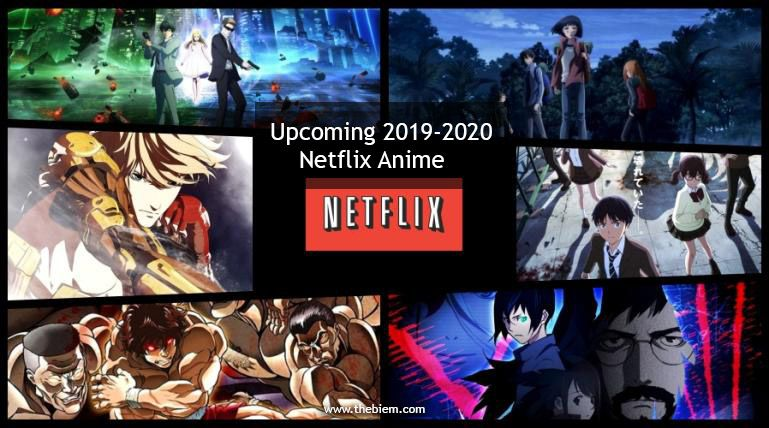 Netflix Anime 2019 And Check Out Why We Are Excited About Them