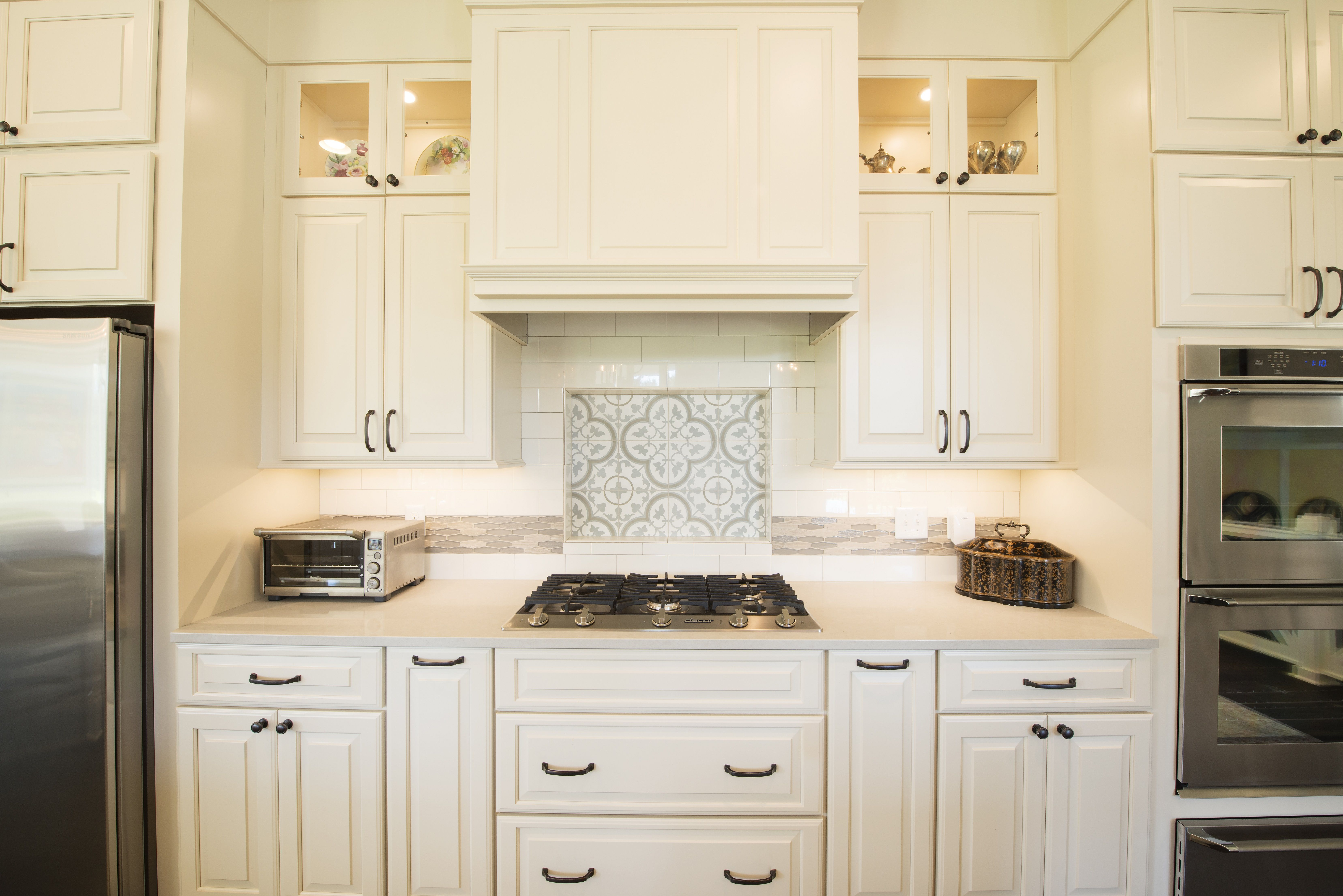 Traditional Kitchen Remodel In Indiana Subway Tile Layout With Focal Point Quartz Counter Tops With Images Kitchen Countertops Traditional Kitchen Countertops
