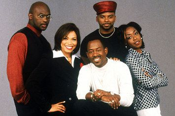 The 17 Best Black Sitcoms From The 90s Black Sitcoms Martin