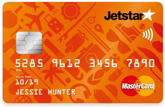 Jetstar MasterCard, is issued by Macquarie Bank Limited