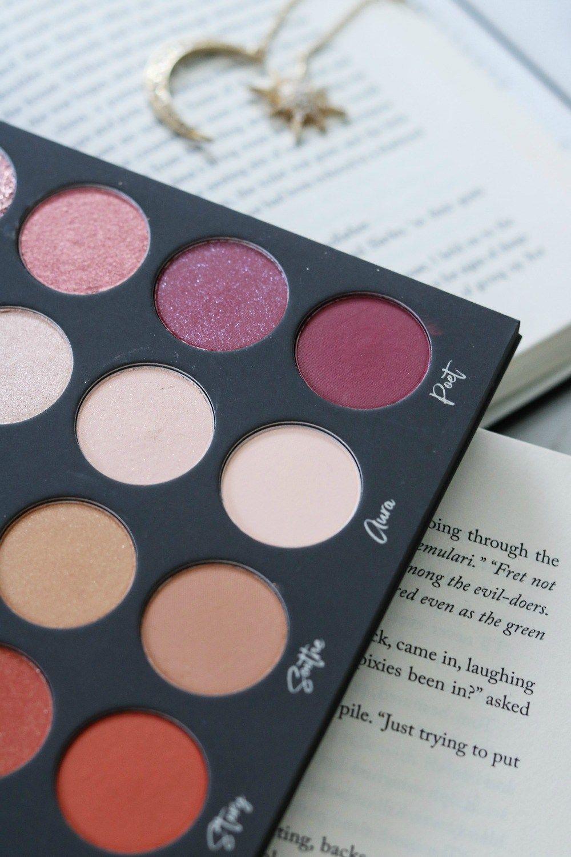 Tati Beauty Textured Neutrals Eyeshadow Palette I