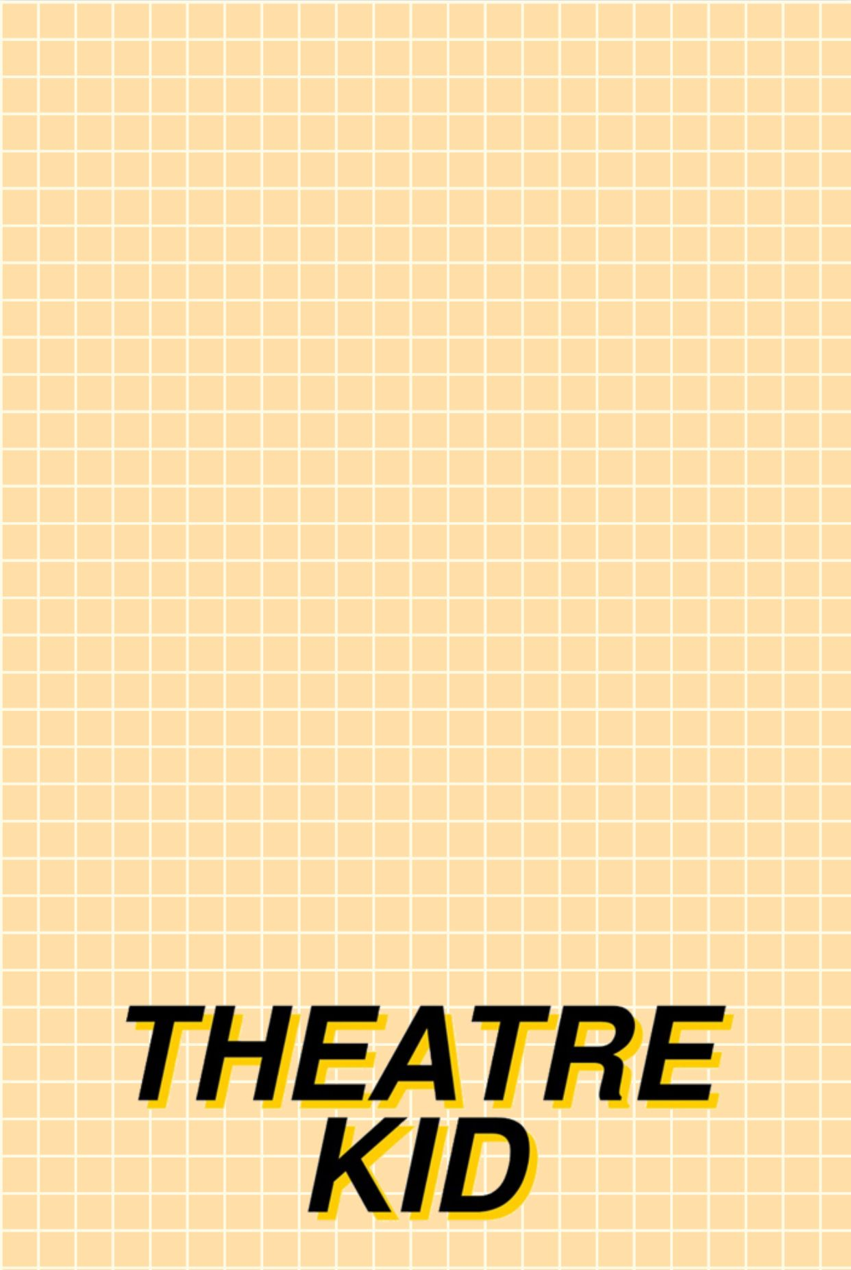Theatre Nerd Phone Wallpaper Background Free To Use Comment If You Use It Musical Wallpaper Funny Phone Wallpaper Musical Theatre Broadway