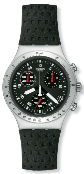 297b877acd Montre Swatch - Irony Chrono Wildly Watch This Space, Mens Sport Watches,  Swatch,