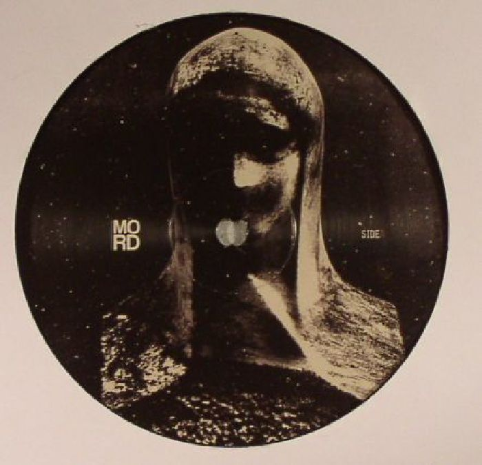 The artwork for the vinyl release of: Neil Landstrumm - Missing You EP (Mord) #music Techno
