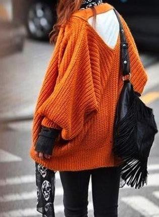 77bcf2763 Japanese Street Wear Oversized Sweater