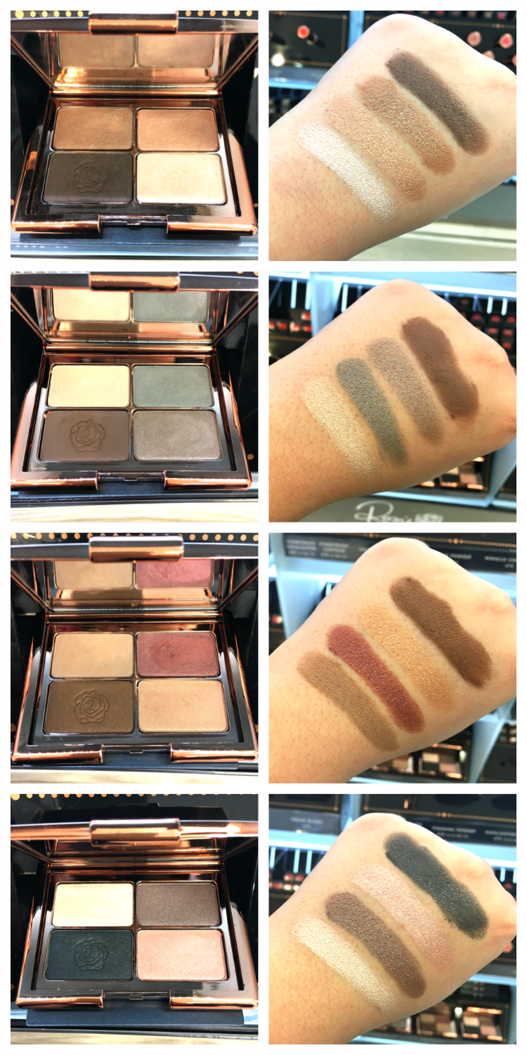 ROSIE FOR AUTOGRAPH MAKEUP, Eyeshadow Palette swatches