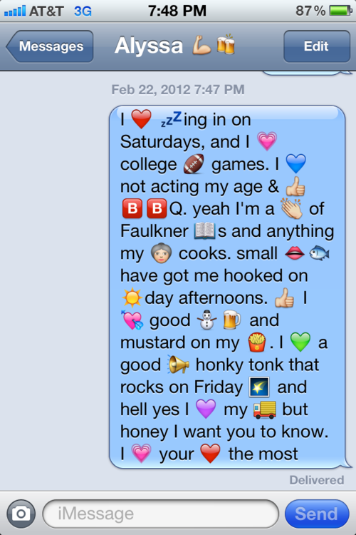 Cute text to send before Christmas using iPhone iemojis ...