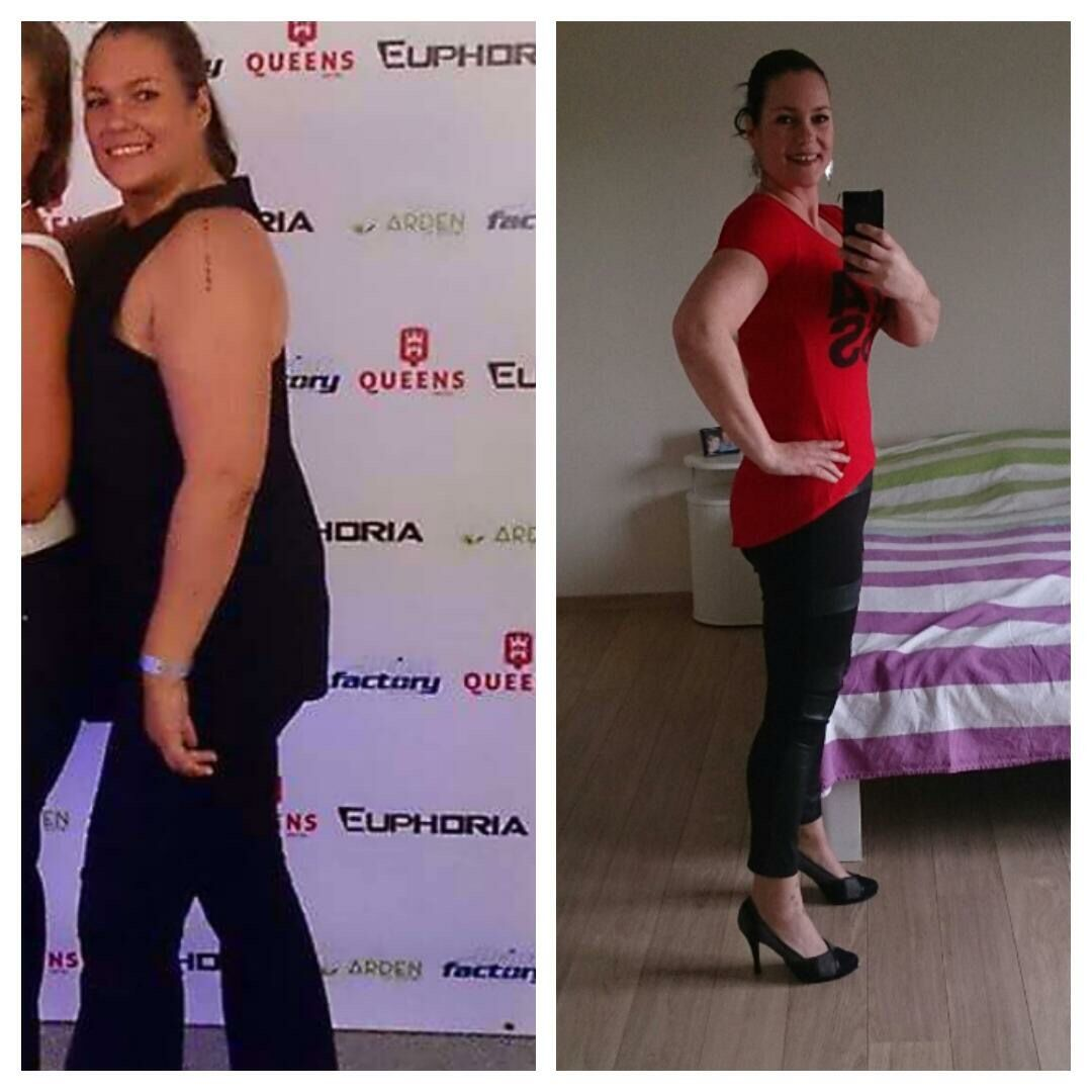 Sometime when i'm down Great Amazing results get me up!!!  Are you spending hours in the gym & watches what you eat but cannot lose the weight that you want? Check out the great result of my girl Ellen Plasman   I know that i'm getting Great results with Challenge 2 Change but still it keeps Amazing me every time i see another Success story!!!  #Challenge2Change #HealthyLifestyle #TheOpportunityCompany #ManWithAMission  #Goldfinitii #Health #Fitness #Amsterdam #Bootcamp