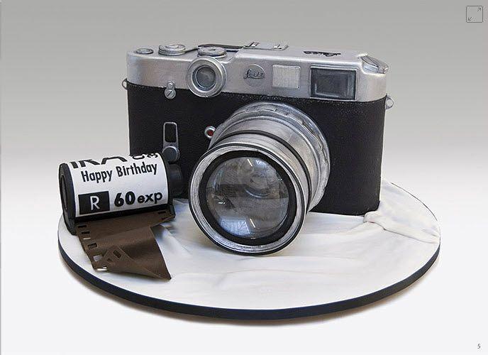 Открытка на день рождения фотоаппарат, дню
