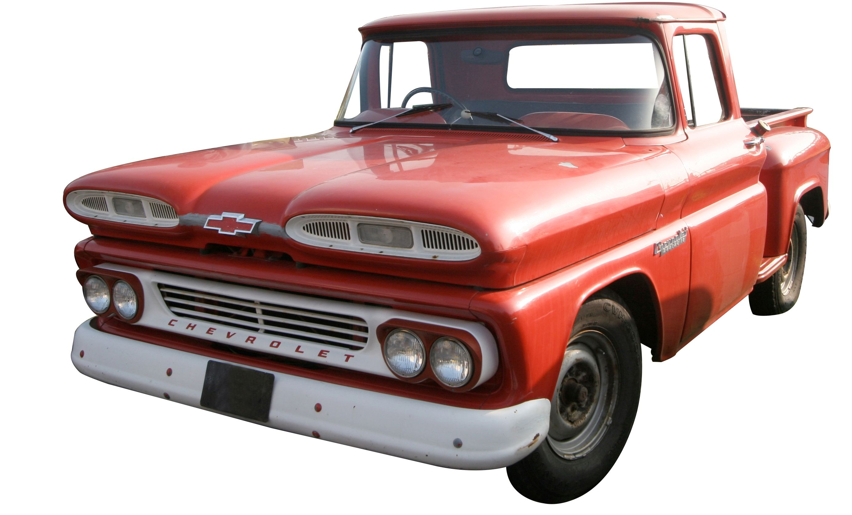 Ride guides a quick guide to identifying 1960 66 chevrolet pickups
